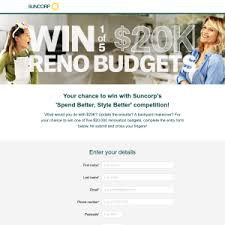 Renovation Budgets Suncorp Win One Of Five 20 000 Renovation Budgets Competitions