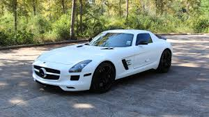 2011 Mercedes-Benz SLS AMG - Review in Detail, Start up, Exhaust ...