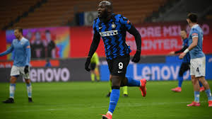 Inter star Lukaku hits 300 career goals after double against Lazio
