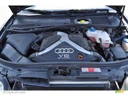 2004 Audi A6 2.7T S-Line quattro Sedan 2.7 Liter Turbocharged DOHC ...