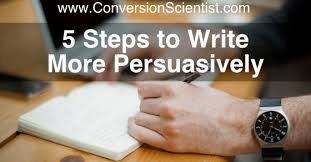 elements of persuasive writing that make your posts takeoff  five steps to write more persuasively