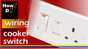 wiring cooker switch how to connect install cooker control switch Light Switch Wiring Diagram at Mk Cooker Switch Wiring Diagram