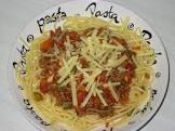 almost fat   free spaghetti bolognese