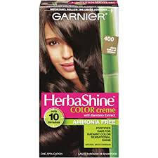 Garnier Herbashine Haircolor 400 Dark Natural Brown
