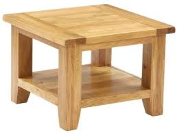 small wooden coffee table vision as
