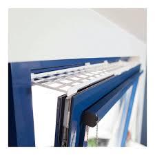 Trixie Schutzgitter Für Fenster Obenunten Ausziehbar 75 125x16cm Weiß