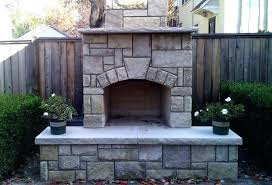 outdoor stone fireplace kits outdoor stone wood ng fireplace kits outdoor wood ng fireplace kits stone