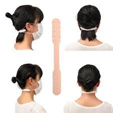 MUB <b>5PCS Adjustable Face Masks</b> Buckle Anti Slip Mask Ear Grips ...