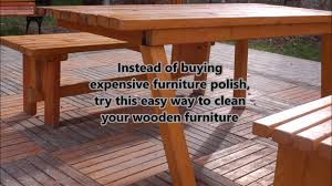 Best way to clean wood furniture Scratches Cleaning Wooden Furniture With Black Tea Cheapeasy Way Wikihow Cleaning Wooden Furniture With Black Tea Cheapeasy Way Youtube