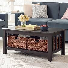 impressive goldhorn wood storage coffee table reviews birch lane within storage coffee tables attractive