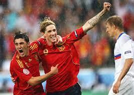 ฟุตบอลยูโร2021 - 🤝 เลือก 1 คู่หูในฟุตบอลยูโร 2008 🇪🇸...