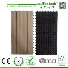 eco friendly diy deck. China DIY WPC Interlocking Composite Decking Tiles/ Cheap Deck Tiles - Tile, Eco Friendly Diy Y