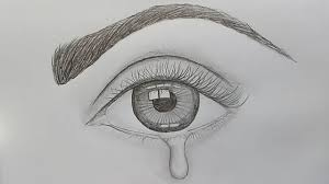 eyes drawings how to draw a realistic eye for beginners youtube