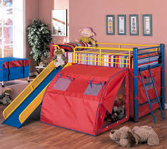 bunk bed with slide and desk. Bunk Bed With Slide And Desk N