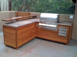 Steel Frame Outdoor Kitchen Outdoor Wonderful Stone Material For Outdoor Kitchen Island Also