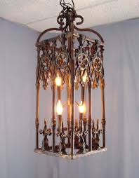chandelier inspiring rustic wrought iron chandelier farmhouse chandeliers rectangle brown box with black candle lamp wrought iron chandeliers mexican