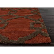 very attractive red and brown rugs fresh ideas area dark grey rug teal large mohawk