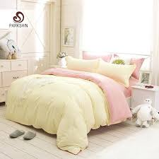 solid light yellow duvet cover sweetgalas
