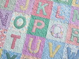 Tamarack Shack: Alphabet Baby Quilt & Alphabet Baby Quilt Adamdwight.com