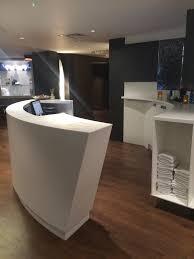 full size of office table used reception desk long island used reception furniture atlanta used