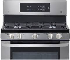 Gas Kitchen Ranges Lg Stainless Steel Freestanding Gas Range Lrg3061st