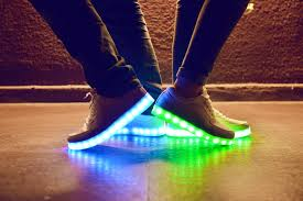 Nike Led Light Up Shoes Light Up Sneakers Are Back On Their Feet