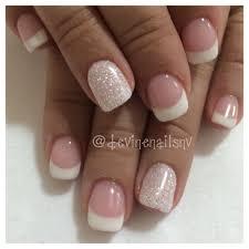 Light Elegance Diamond Glitter Light Elegance Pink And White Diamond Glitter Gel Nails Www