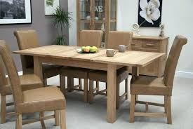 round extending dining table sets extendable dining table set opus oak furniture extending dining table extending