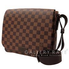 louis vuitton luggage men. louis vuitton shoulder bag damier district pm n41213 louis vuitton mens luggage men