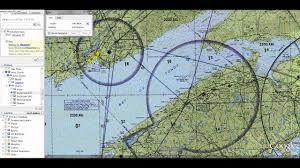 Magnetic Variation Sectional Chart Xc Flight Planning Vid 4 Magnetic Variation Cont
