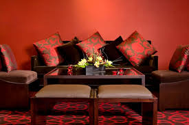 contemporary asian furniture. Contemporary Chic Interior Design Asian Style Kyoto Grand Hotel Gardens Los Angeles Lobby Furniture I