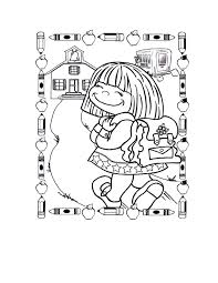 1275x1650 back school coloring pages for preschool color to free printables