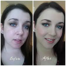 makeup forever green primer before after mugeek vidalondon