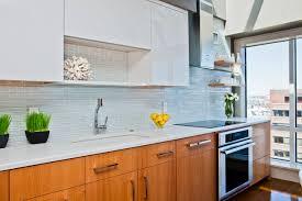 Clear Glass Backsplash 100 Glass Tile Backsplash Kitchen Pictures The Glamorous
