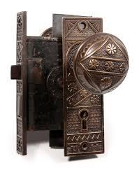 Interesting Antique Door Locks Mortise Knob Photo 3 Intended Concept Design