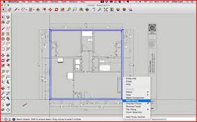 pdf drawing 157715 draw a floor plan in sketchup from a pdf tutorial