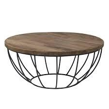 coffee table madison black so170131