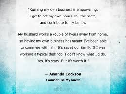 quotes from women entrepreneurs bplans bplans