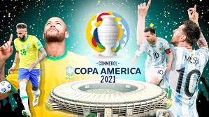 Argentina vs Chile, Copa America 2021 ...