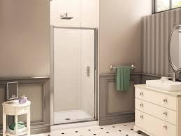 shower kits frameless shower door home depot shower stalls