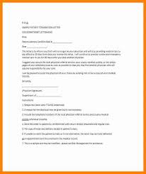 Letter Of Dismissal Template medical termination letter Mayotteoccasionsco 63