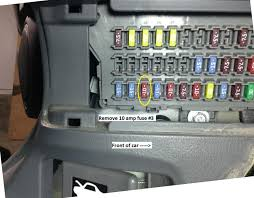 "how to disable drls in a 2007 accord drive accord honda forums if you can deal the yellow ""drl"" light on the instrument panel then you can stop here i wanted it gone too you ll need to remove the instrument"
