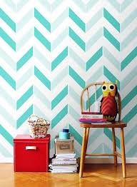 chevron pattern self adhesive vinyl wallpaper d003 by livettes 34 00 paint patterns for wallswall