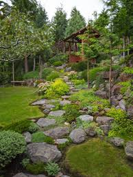 It's a great garden if you like hiking and views  or you're a. Landscaping  ...