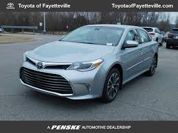 2018 New Toyota Avalon XLE Sedan for Sale in Fayetteville, AR ...