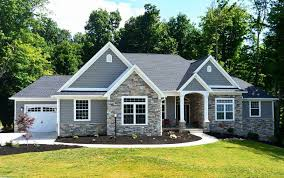 story craftsman house plans as well lake floor within recent with walkout basement 1 5 story craftsman house plans as well lake floor walkout basement