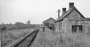 Binton railway station