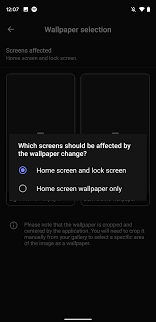 How To Change Android 10s Wallpaper To Respect Dark Theme