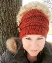 Ponytail Beanie Crochet Pattern Awesome Free Crochet Ponytail Hat Pattern