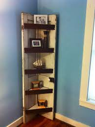 office corner shelf. Office Corner Shelf. Shelf Made From An Old Wooden Door Ideas T F